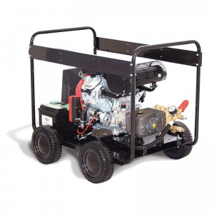 Hidrolimpiadora autónoma especial BPX - imagen 3